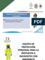 BOMBEROS - Presentacion IIAR Mexico 2016