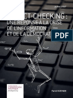 Farid Gueham - Le fact-checking