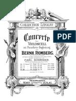 Romberg, Bernhard - Cello Concerto No.5, Op.30 (pf reduction and solo cello part).pdf