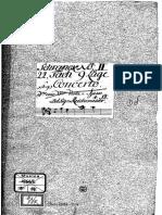Reichenauer, Antonín - Cello Concerto in D major (cello solo, vn1, vn2, cembalo parts)