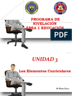 Elementos Curriculares (1)