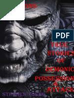 DEMONS_ True Stories of Demonic - Stephen Young