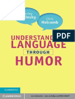 Understanding Language Through Humor - Facebook Com LinguaLIB