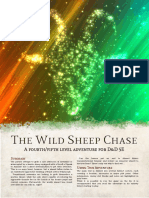 The Wild Sheep Chase V2
