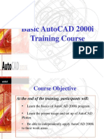 Autocad Training Presentation
