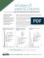 GC gas Column