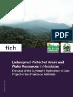 Report Honduras