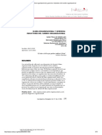 Clima Organizacional y Gerencia_ Inductores Del Cambio Organizacional