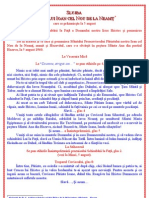 Slujba Sf. Ioan Iacob Hozevitul _text