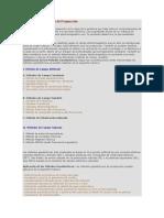 Métodos Geoeléctricos de Prospección