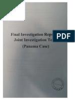 Panama Case JIT Report