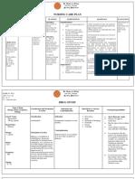 3011-1- NCP & Drug Study - AMC