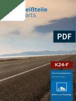 Ate k24-f Verschleissteile Wear-parts 2017 01ATE