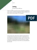How to Do Nothing – Jenny Odell – Medium