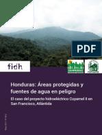 Rapport Honduras