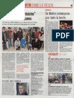 Article sur Le Salon de Fismes 2017