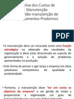Análise dos Custos de Manutenção.pptx