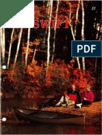 Swift Canoe Catalog Circa 1998