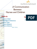 Barriers of Communication Between Nurse and Cheldreen.pptx