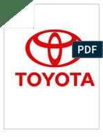 Toyota Document