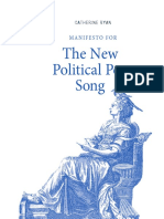 Manifesto for the New Political Pop Song