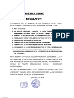 ENLACE ESCALAFON -1-