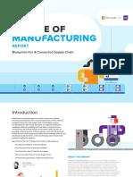 El futuro de la manufactura