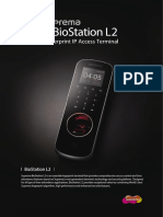 Brochure BioStation L2