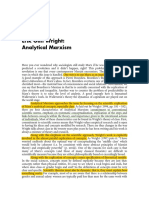 Erik_Olin_Wright-What is Analytical Marxism