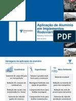 Aplicação de Alumínio em Implementos Rodoviários