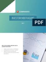 Companisto Investor Survey Investoren Umfrage 2017
