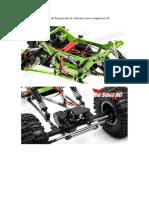 Proyecto de Preparación de Vehículos Para Competencia II - Copia