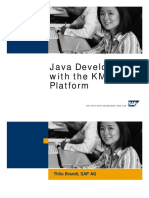 Java Development With the KMC Platform - Webinar Powerpoint