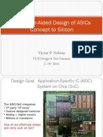 Asic Cad Seminar 2016