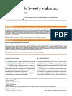 Síndrome de Sweet y embarazo.pdf