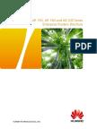 HUAWEI AR150 AR160 AR200 Series Enterprise Routers Datasheet