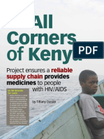 Case Study - To All Corners of Kenya