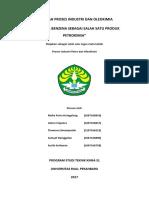 Tugas Petro Kelompok II (Benzena)