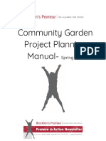 healthy start- garden planning manual