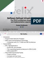 Software Defined Infrastructure IEEE SDN Initiative