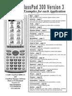 ClassPad Tutorial