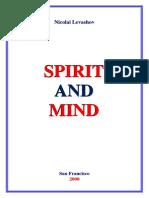 Spirit&Mind Vol.1