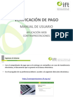 Manual Verificacion