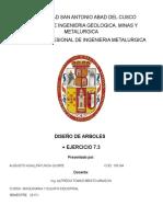 Resumen de Diseño de Arboles