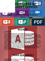 Herramientas de Microsoft Offices