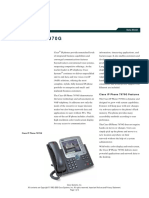 Cisco IP Phone 8800 Series Quick Start Guide | Telephone