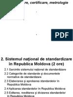 Standardizare - 02