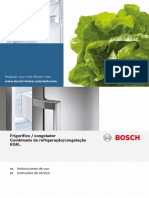 Frigorifico Bosch