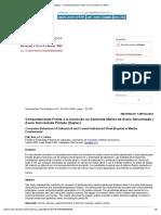 Información Tecnológica - Comportamiento Frente a La Corrosión en Ambiente Marino de Acero Galvanizado y Acero Galvanizado Pintado (Duplex)