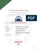 Monografía Capital Social y Cohesión Social 2 (1)